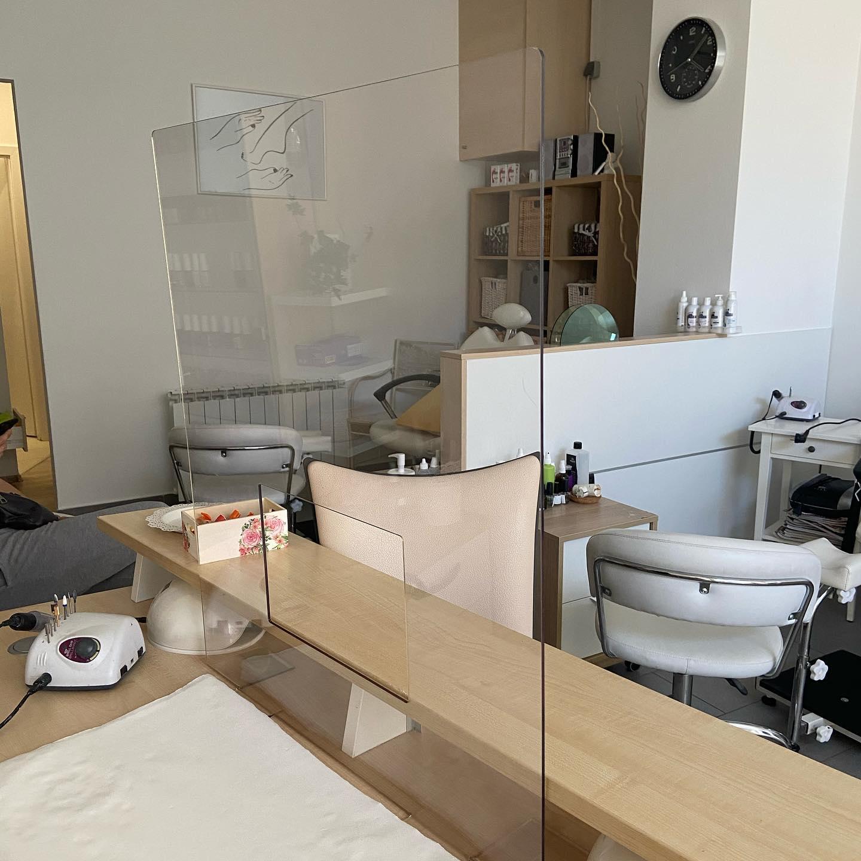 Salon Callus - pedikura prikaz mjesta za rad!